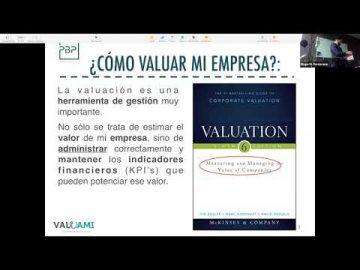 Valuación de empresas privadas y pequeños comercios