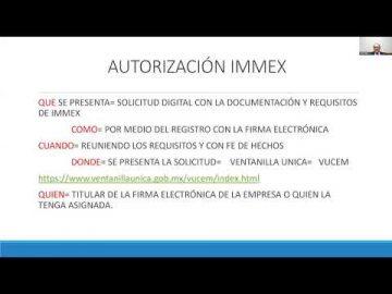INMEX:Oportunidades para la Correduría Pública en el sector maquilador