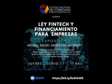 Ley Fintech y Financiamiento para empresas